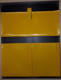 Deurtas voor Koffer Veron in geel