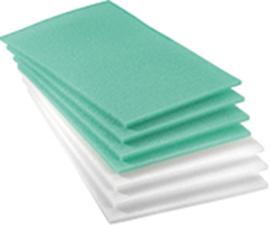 Ligasano wit en groen