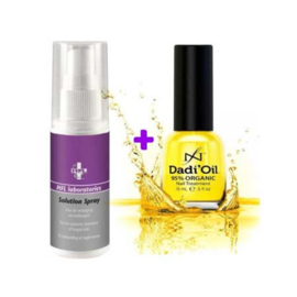Hfl Solution Spray 50 ml + Dadi'Oil 14,3 ml