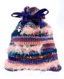 Henna Doe-het-zelf set DIY purple