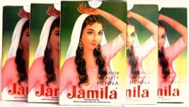 haarhenna Jamila 500 gr