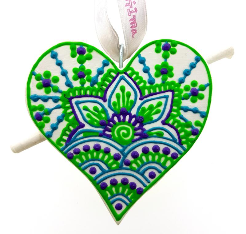 henna hart | love letter