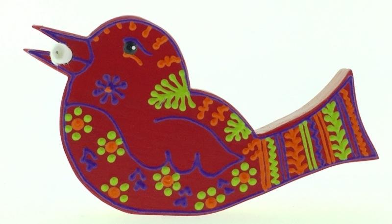 henna vogel | tweeting bird