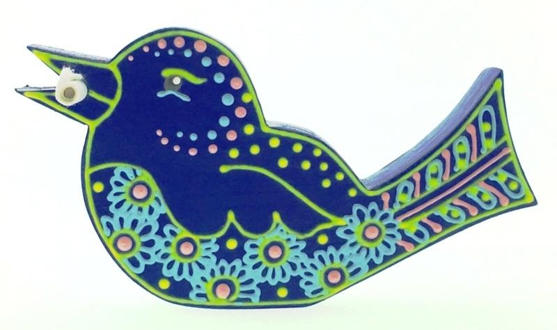 henna vogel   tweeting bird