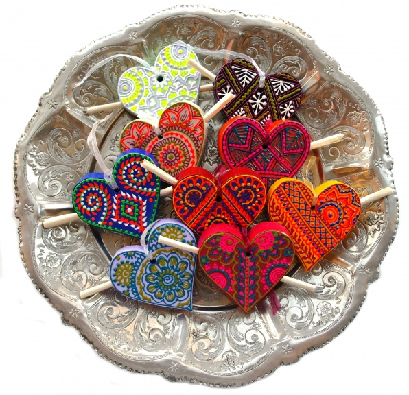 henna kunst hand of fatima