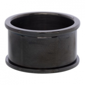 basis ring zwart 1.2 cm