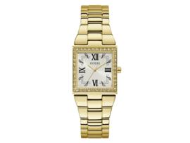 GW0026L2 Guess gold plated dames horloge