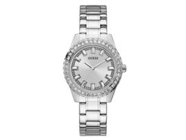 GW0111L1 Guess staal dames horloge