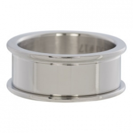 basis ring 0.8 cm staal