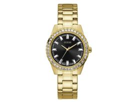 GW0111L2 Guess gold plated dames horloge