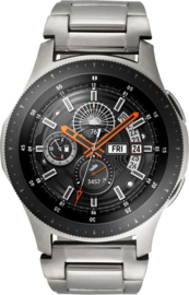 Samsung Galaxy Watch, Stalen Schakelband