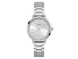 W1231L1 Guess staal dames horloge