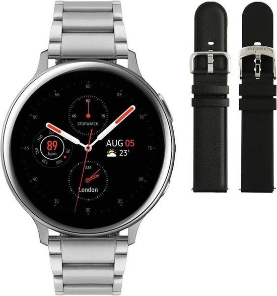 Samsung Active smartwatch stalen band 44 mm