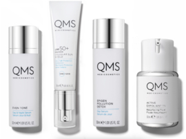 Anti Pigmentation Set - QMS Medicosmetics
