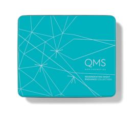 NIEUW - Love Your Skin Regenerating Night Collection - QMS Medicosmetics