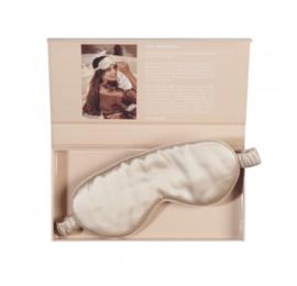 Beauty Pillow Luxury Silk Mask - Champagne
