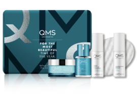 KERST AANBIEDING - Refresh & Renew Day Collection - QMS Medicosmetics