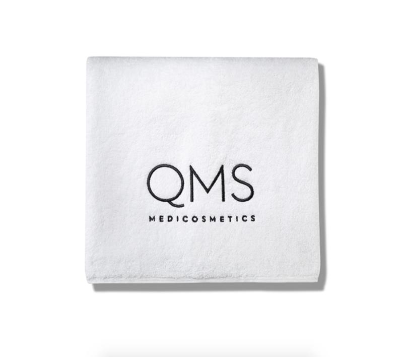 Katoenen Badlaken Deluxe 100 x 180 - QMS Medicosmetics