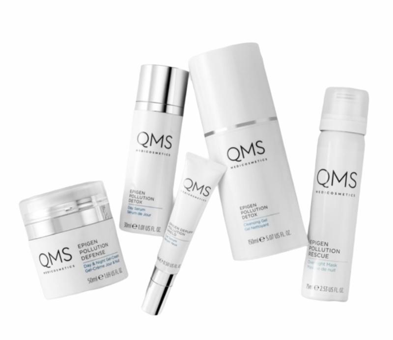 Epigen Compleet 5 producten - QMS Medicosmetics