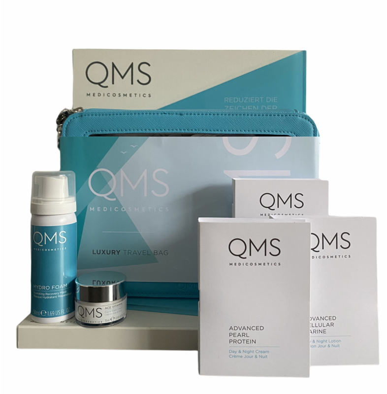 Moederdag Set 2 - Gratis QMS Hydro Foam Mask 50 ml