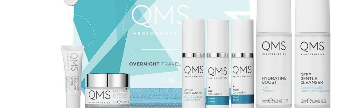 QMS Travel Bag
