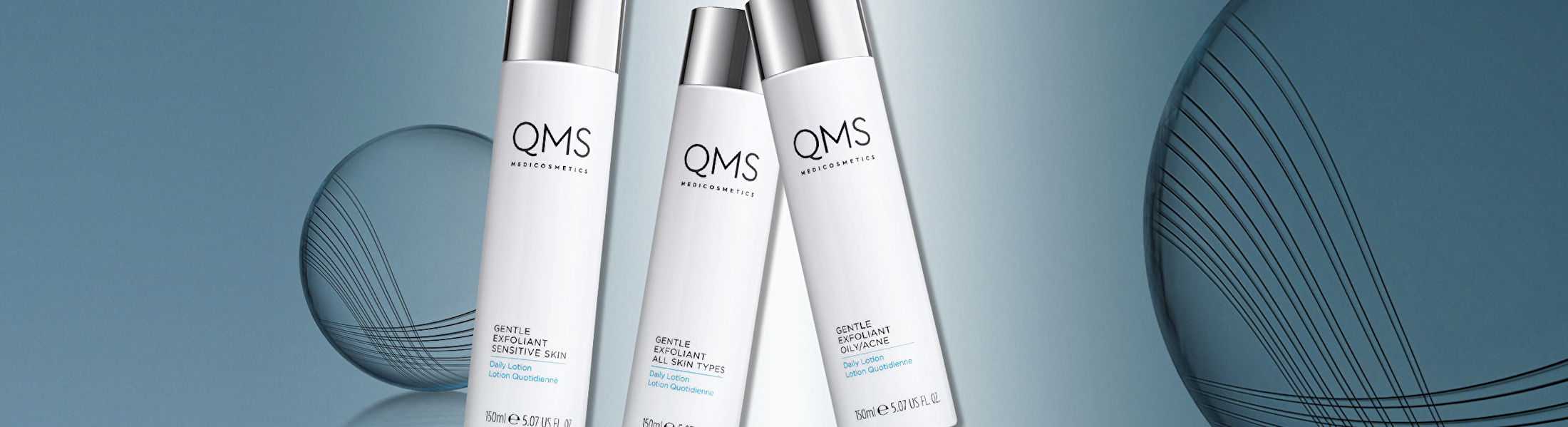 Gentle Exfoliant Daily Lotions