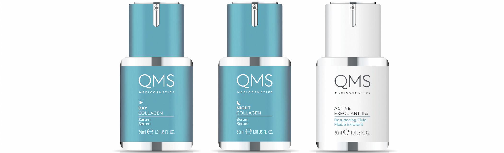 QMS Medicosmetics Collagen System