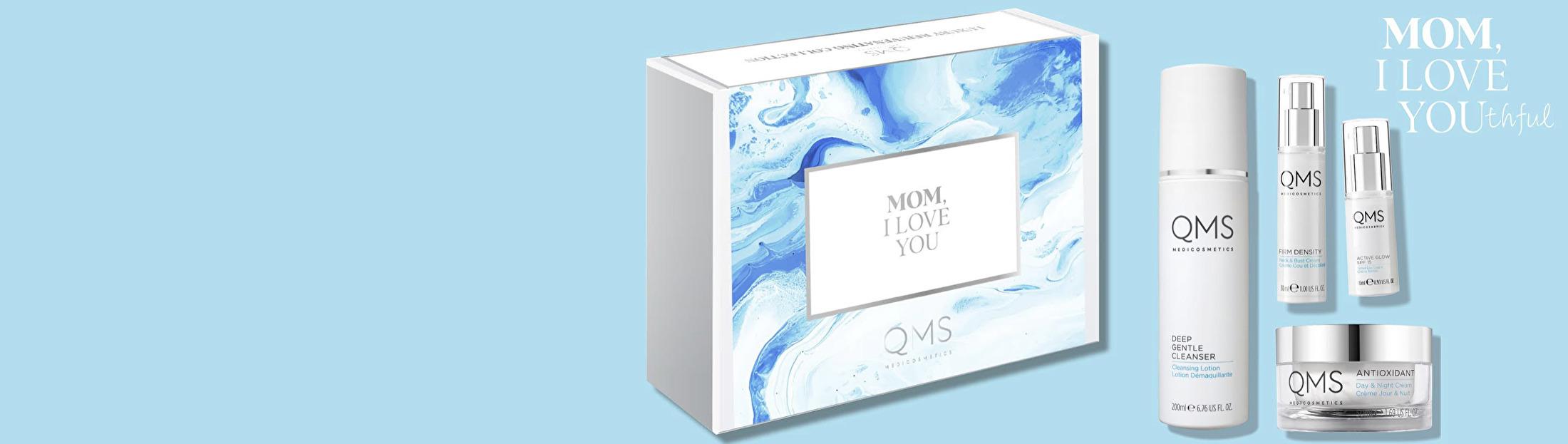 QMS Moederdag Cadeau Set