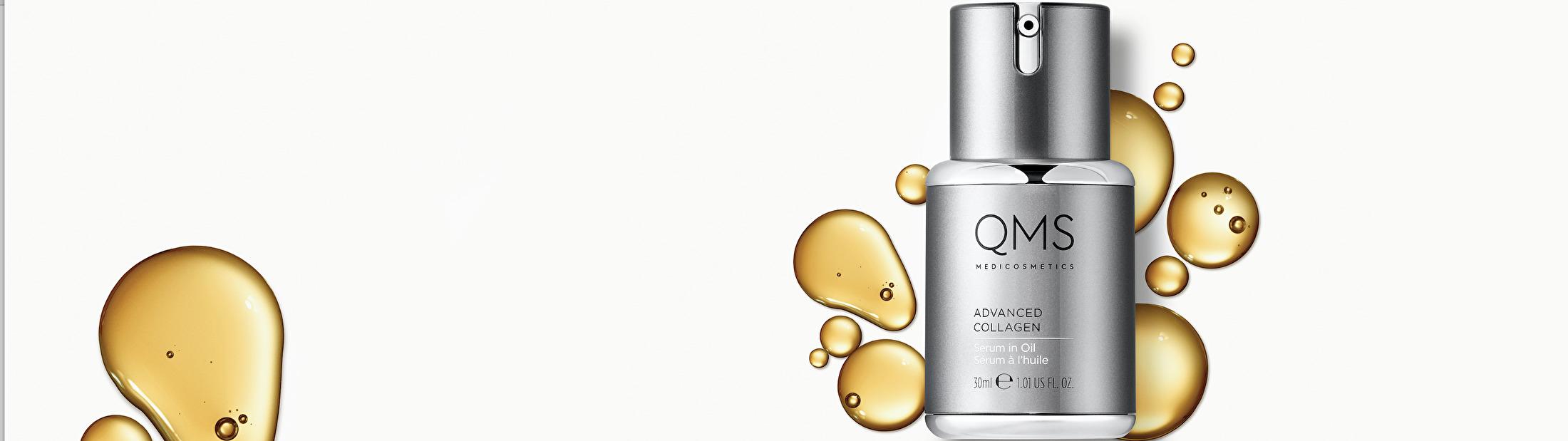 QMS Advanced Collagen in Oil