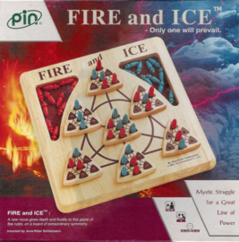 Vuur en Ijs, Fire and Ice Pin Toy