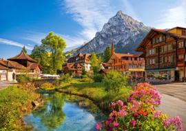 Kandersteg Zwitserland Castorland B-52363