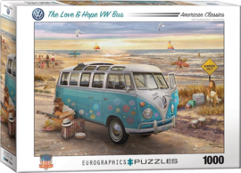 Volkswagen T1 the love and hope bus
