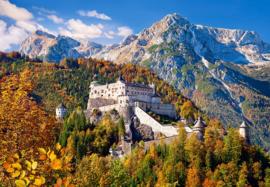 Hohenwerfen castle Austria Castorland C-103454-2