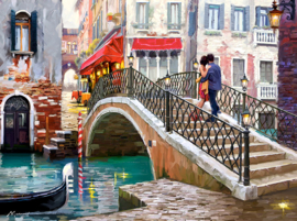 Venetië brug, Venice bridge Castorland C-500559-2