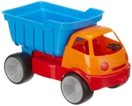Dump truck zonder doos