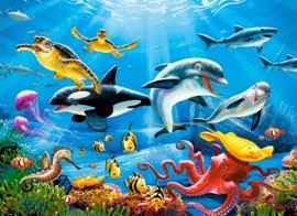 Tropische onderwater wereld Castorland B-222094