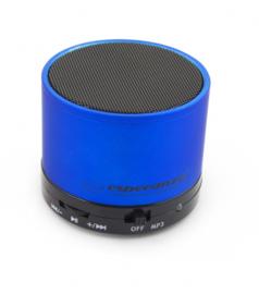 Esperanza Bluetooth speaker Ritmo Blauw