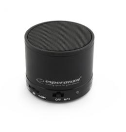 Esperanza Bluetooth speaker Ritmo Zwart