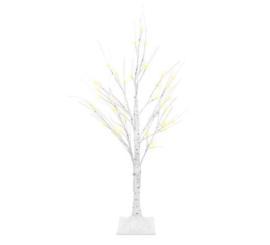 Ledboom met verlichting voor binnen of buiten 180cm Berkenboom