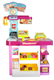 Western Style Shop, Snack counter, Snack corner
