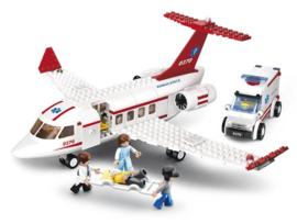 Sluban Medisch Vliegtuig M38-B0370