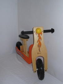 Houten Step, Loop scooter
