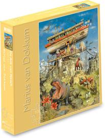 De Ark van Noach Marius van Dokkum