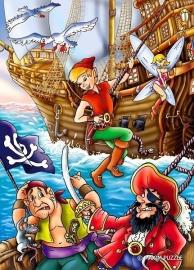 Peter Pan 260 stukjes