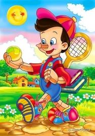 Pinokkio 150 stukjes