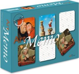 Memospel, Memoryspel Smile Marius van Dokkum