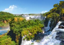 Iguazu falls Argentina Castorland C-101917-2