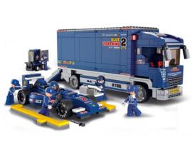 Vrachtwagen F1 M38-0357