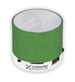 Esperanza Bluetooth speaker Extreme Groen