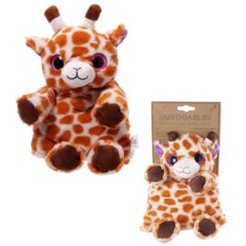 Magnetron knuffel, Pitten knuffel Giraffe